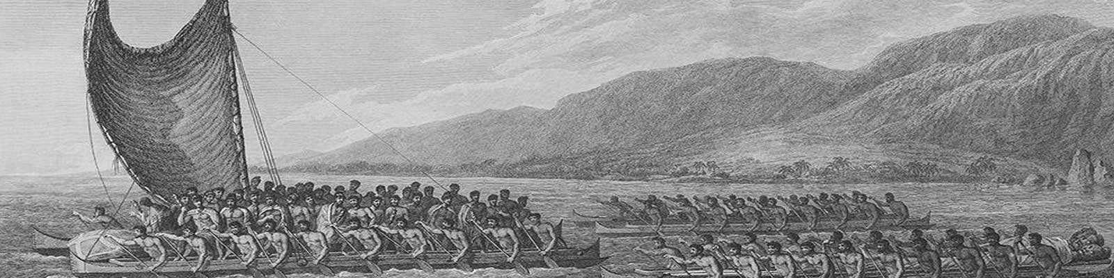 THE FIRST PACIFIC VOYAGERS